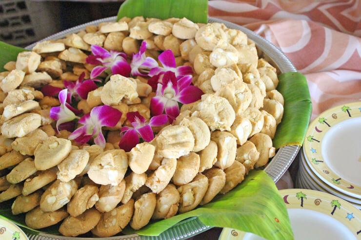 マカデミアナッツチョコレートチップクッキー
