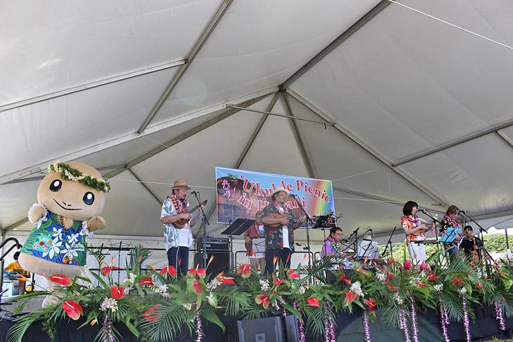 第10回!ウクレレピクニック・イン・ハワイ2018開催