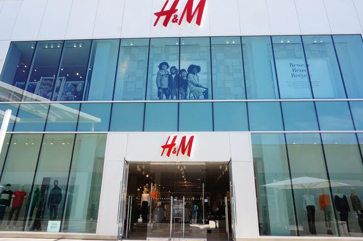 【ショップ】H&M