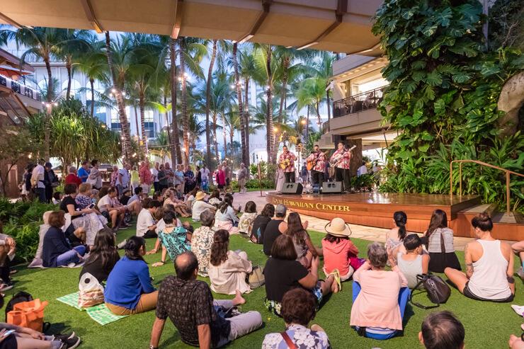 超豪華!ロイヤル・ハワイアンの無料イベント