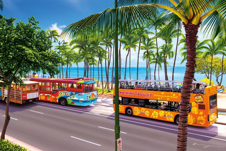 大募集!あなたのハワイの想い出を2019年カレンダーに