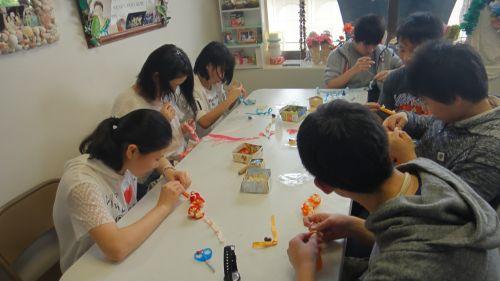 静岡大学教育学部付属浜松中学校の生徒さんたち