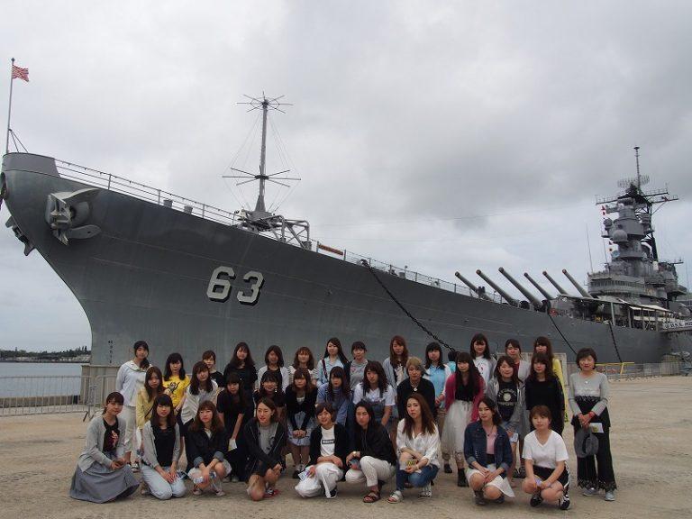 名古屋の女子学生の皆様にご来館頂きました!!