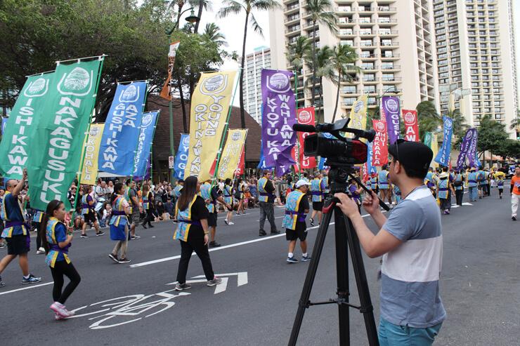 在住者必見!テレビジャパンでハワイを特集