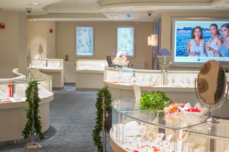 ワイキキ中心のジュエリー店が新装再オープン