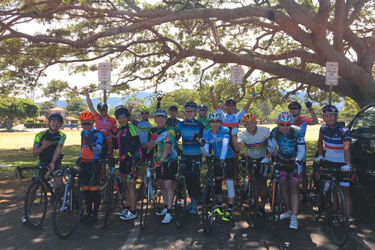 ハワイのおすすめサイクリングイベント2018はこれ!