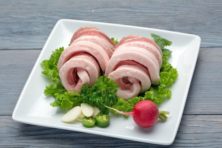 食べ放題ランチが$16.99の焼肉店はお肉の種類も豊富