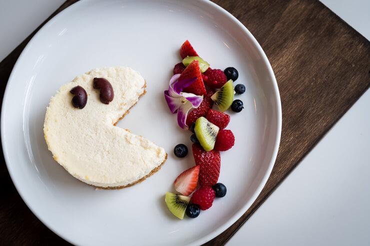 チーズ・ケーキ($13.95)