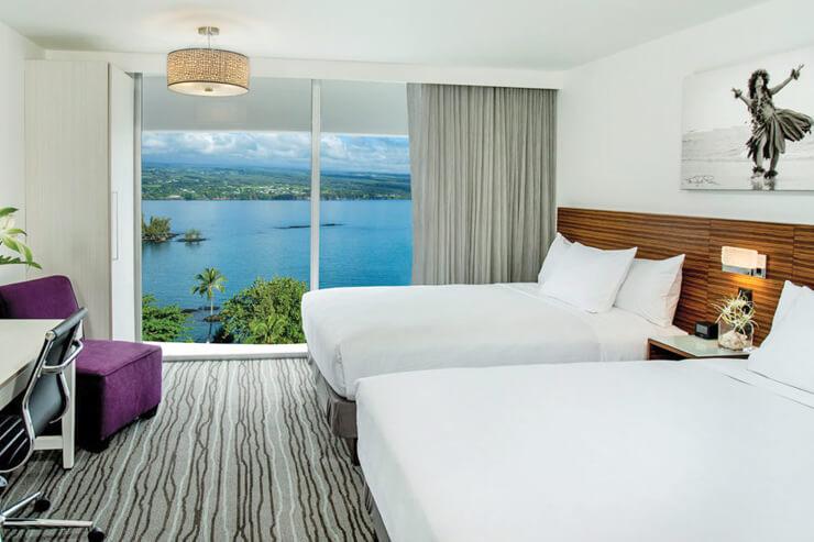 テーマは「フラ」!ハワイ島ヒロ地区の快適リゾート