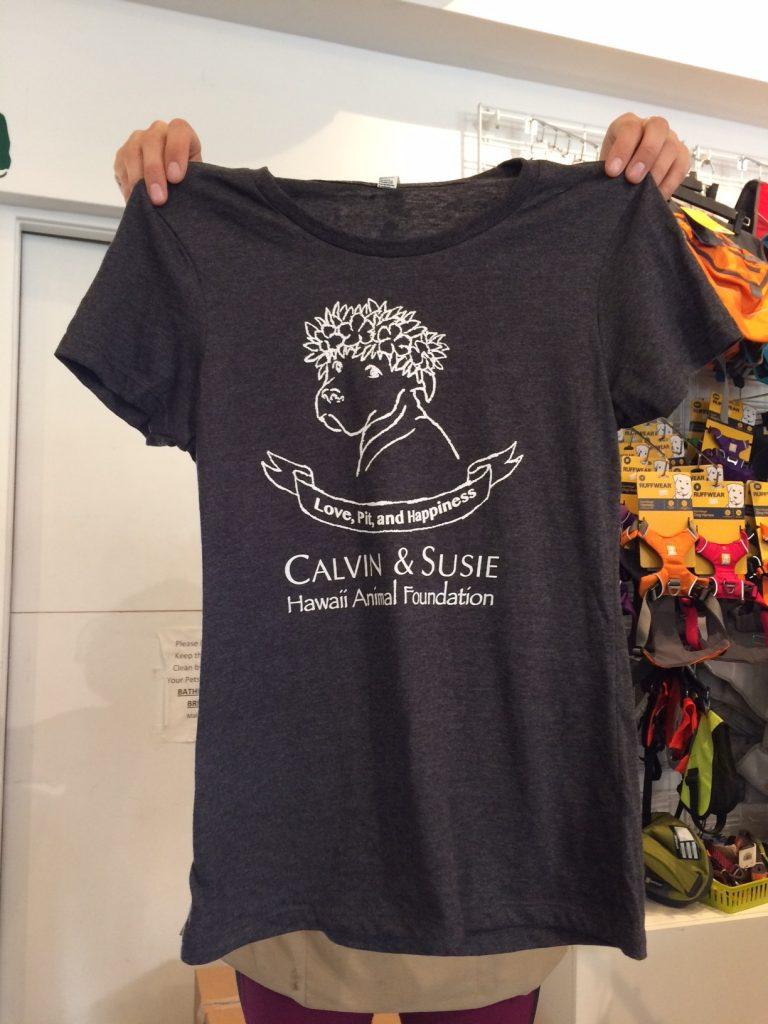 CSHAFの新デザインTシャツ