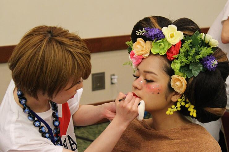 今年も開催!美容師×フラガールの華麗な美コンテスト