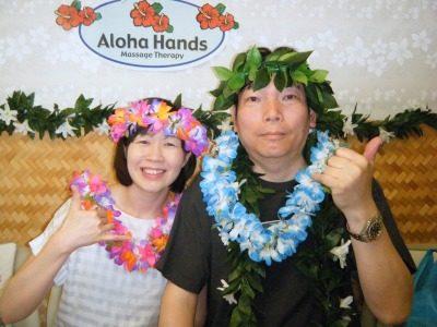 ハワイの初日はいつもアロハ・ハンズから♪