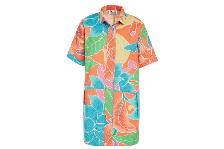 レディース用ドレスシャツ$95