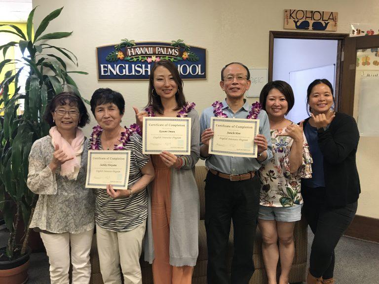 1週間から受講できる英語集中コース