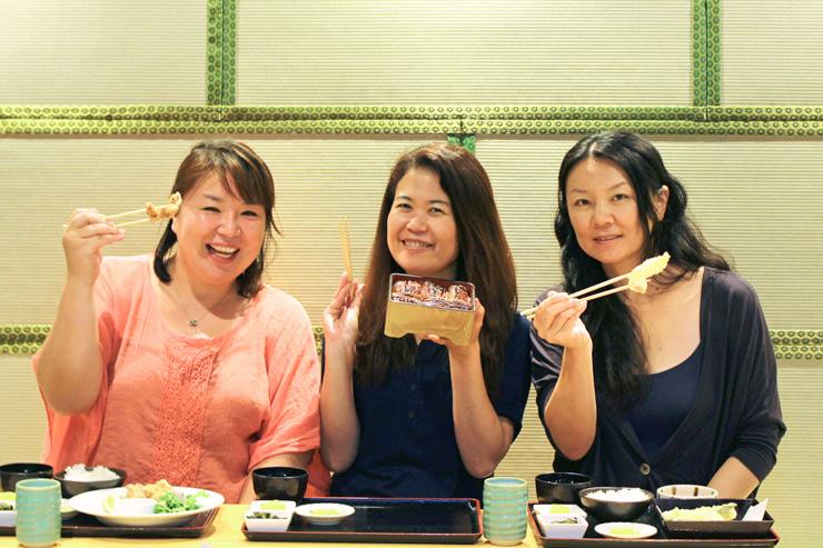主婦3人が評価!グループ利用に便利な和食店はどこ?