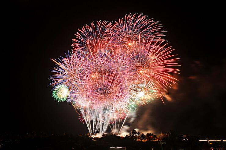 イベント満載!独立記念日はアラモアナセンターへGo
