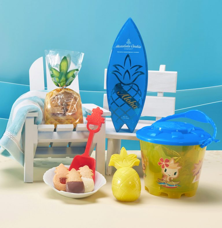 ホノルル・クッキー・カンパニーから夏コレクションが新登場!