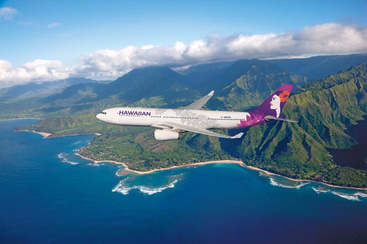 ハワイアン航空が2月に札幌ーホノルル線を増便