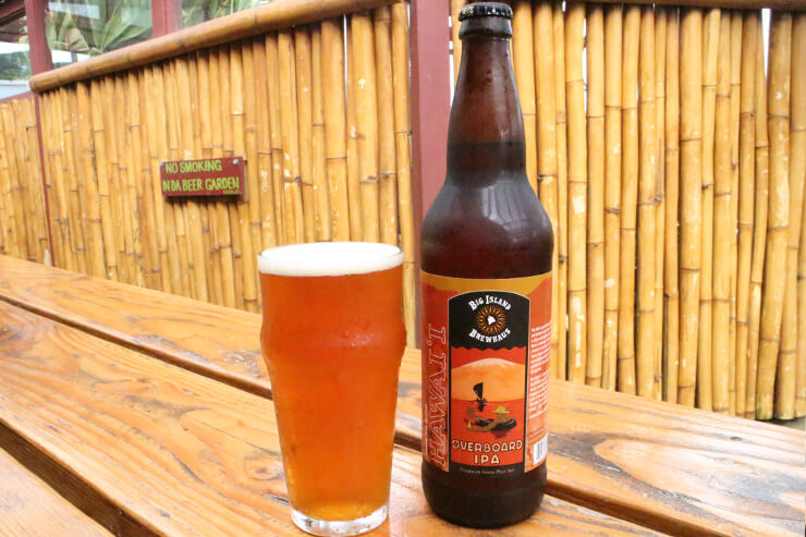 ハワイのクラフトビール ビッグアイランドブリューハウスの瓶ビール