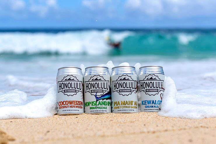 冷え冷え地ビールで乾杯!ハワイ産の銘柄9選
