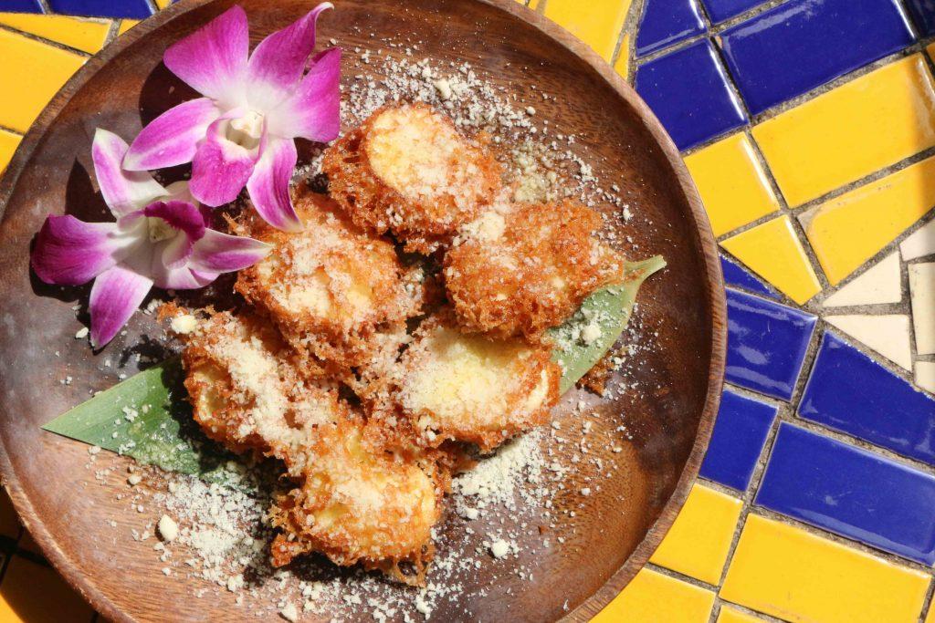 ハワイ産食材を使ったお酒に合う料理が人気のレストランバー