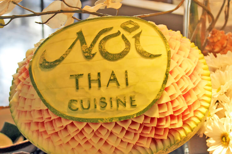 ワイキキ中心で本格タイ料理をエンジョイ