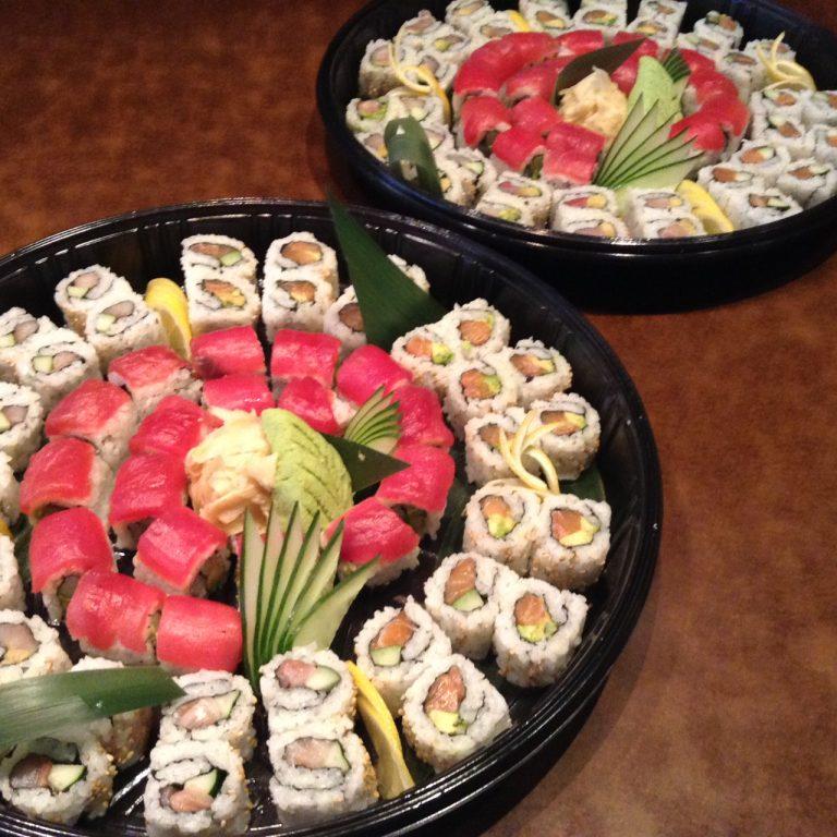 会議やイベントにKAIWAの寿司ロール♪♪
