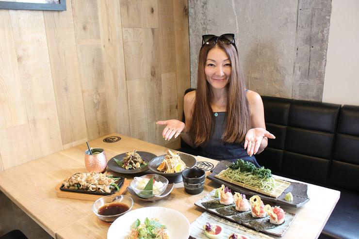 マキさん御用達!ワイキキの新和食レストラン ZIGU