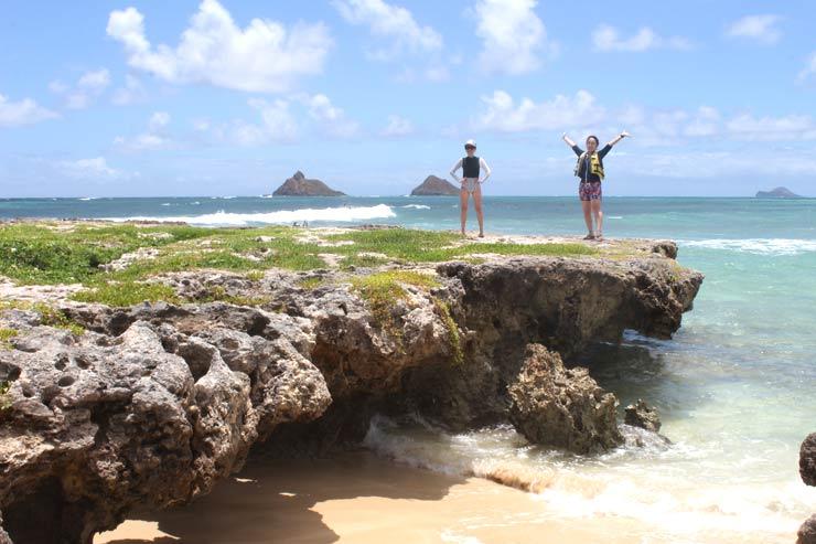 海遊びからイベントまで  8月ハワイをチェック!