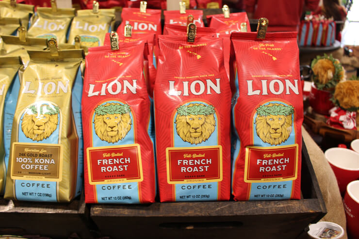 French Roast Coffee 10oz(283g)$6.99