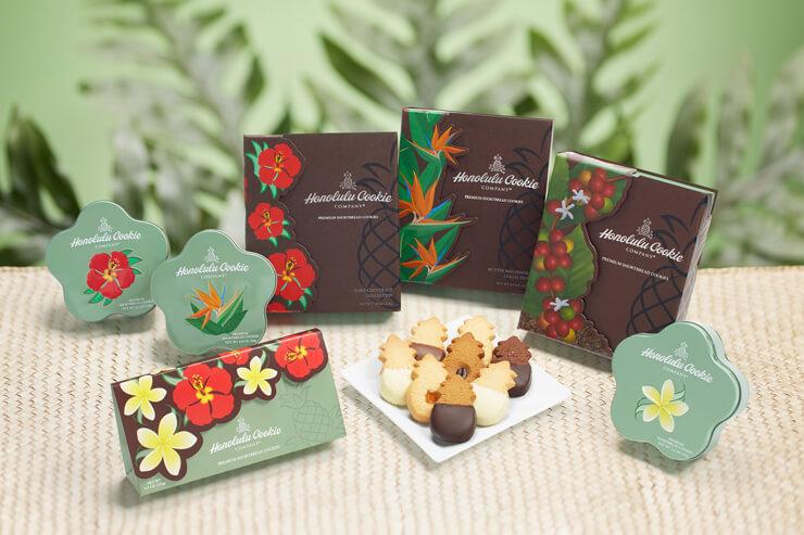 ホノルル・クッキー・カンパニーのクッキーコレクション