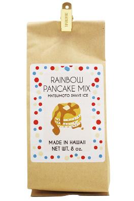 マツモトシェイブアイス限定オリジナルパンケーキミックス