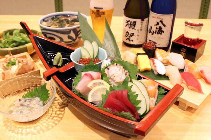 ワイキキ中心に日本感じる海鮮居酒屋がオープン