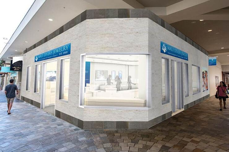 マウイダイバーズの新旗艦店がアラモアナに誕生