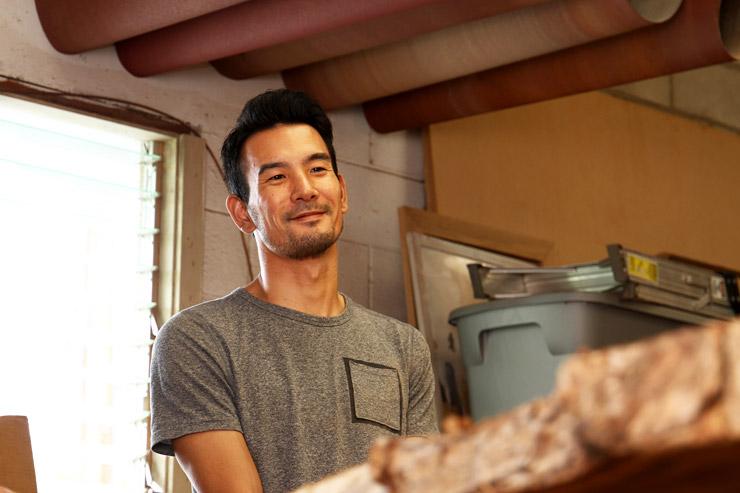 「山内聡 家具職人」の画像検索結果