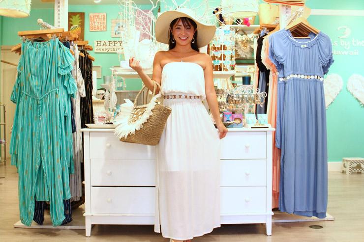 ハワイ発の天使のリゾートウエア最新コレクション