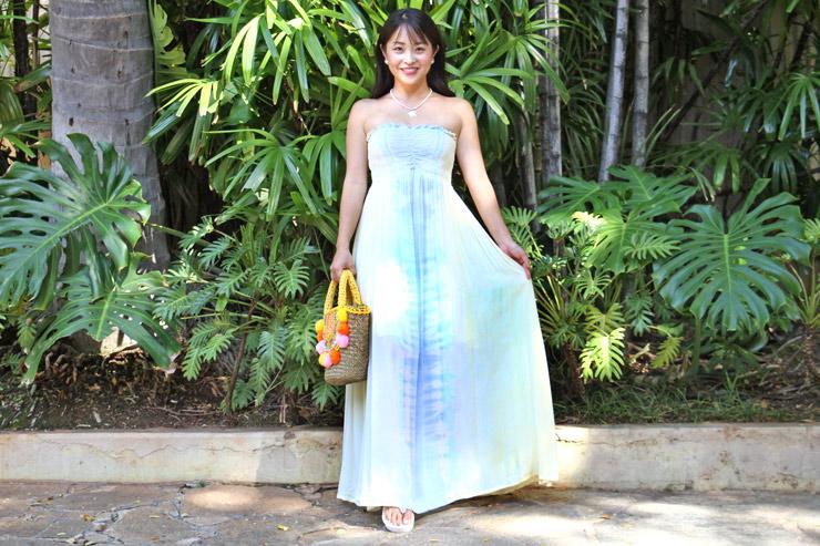 エンジェルズ・バイ・ザ・シー・ハワイのドレス