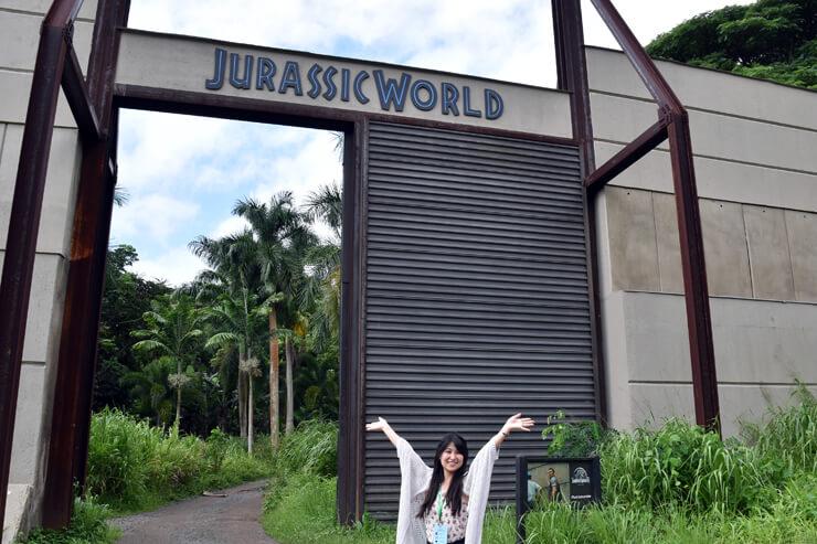 ジュラシックワールドの世界を体感!VIPロケ地ツアー