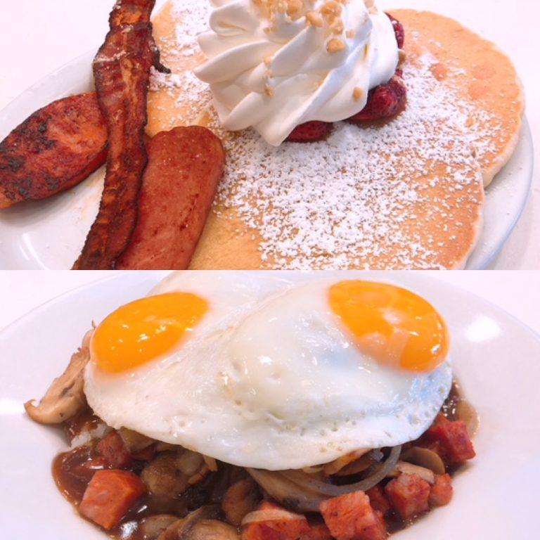 ダイヤモンドヘッド日の出&エッグスン朝食の選択メニューが追加