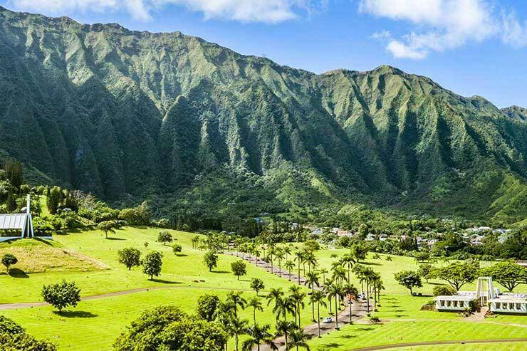 世界でもっとも美しい霊園と称されるハワイ最大のメモリアルパーク
