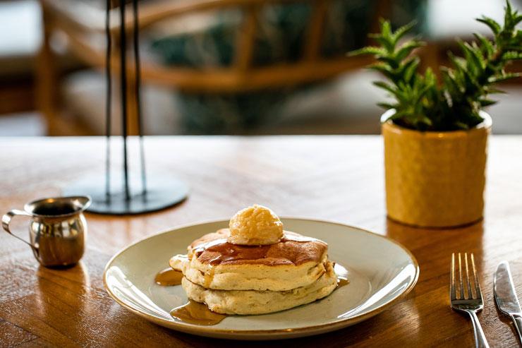 東京スタイル リコッタチーズ•パンケーキ