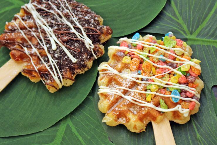 甘い物を好きなだけ!  ハワイのおすすめスイーツ