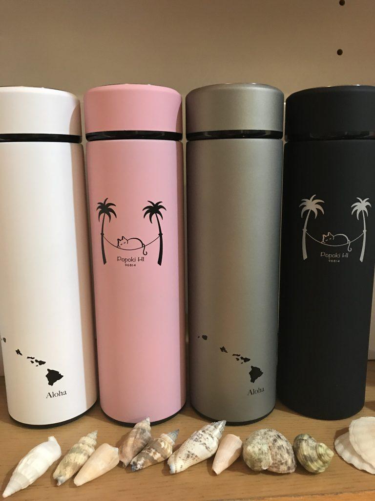 ハワイ限定‼️茶こし付きの魔法瓶‼️