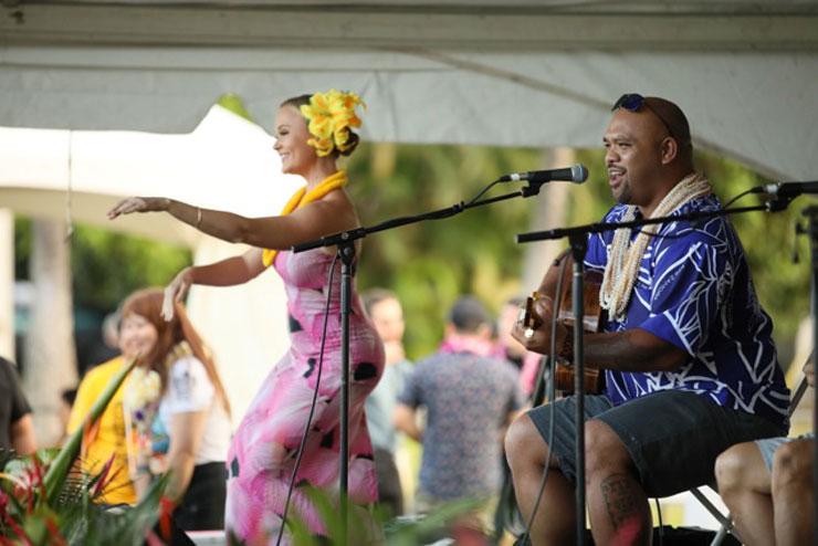 ウクレレピクニックINハワイ2019が開催