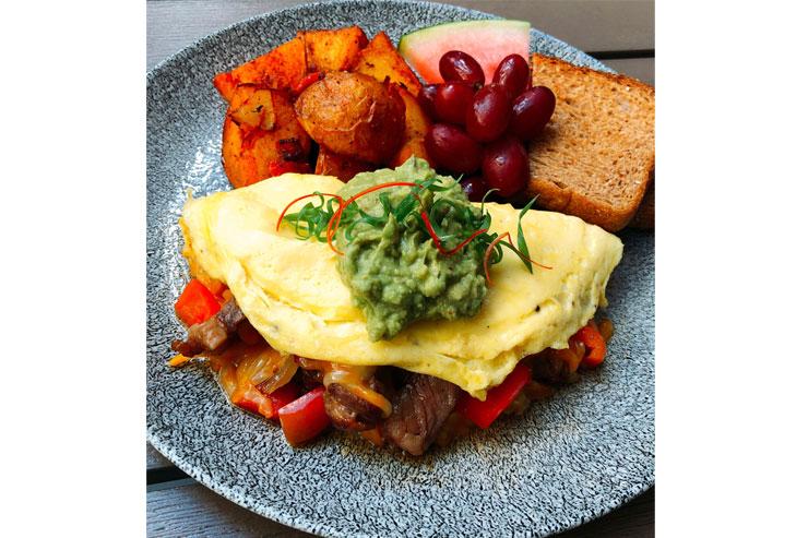 バサルトのレストランウィーク特別朝食メニュー