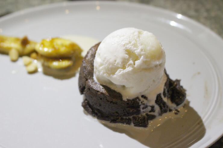 モートン・チョコレート・ケーキ