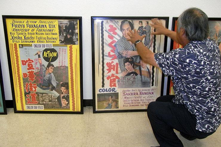 ハワイでも日本の映画が上映されていたというから驚き