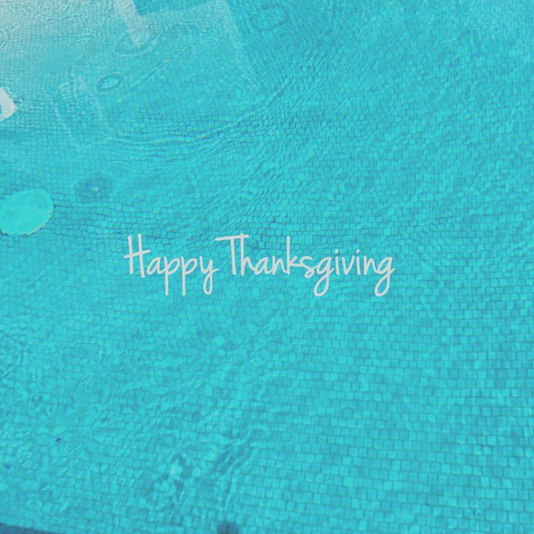Happy Thanksgiving!!!!