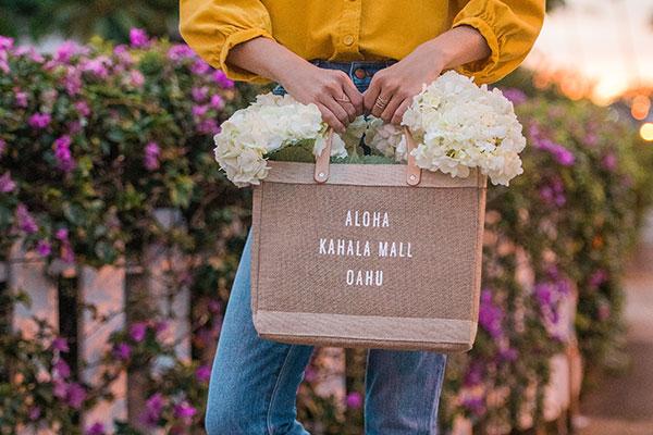 カハラモールオリジナルバッグを特別価格$20で買えるチャンス