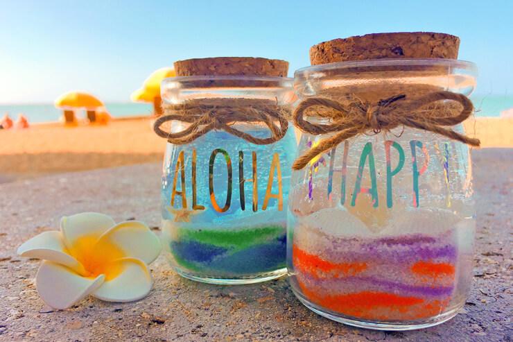 ハワイならではの思い出を自分の手で作るクラフト体験は、最近とくに話題です。